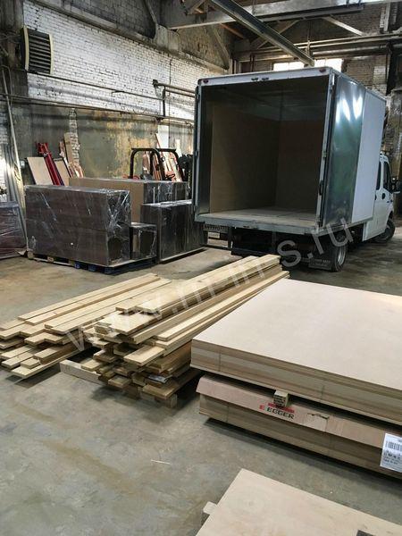 Эксклюзивная мебель: древесина для шпона