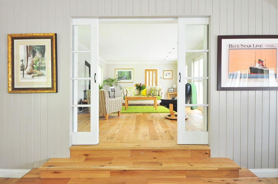 Двери и обрамление проемов