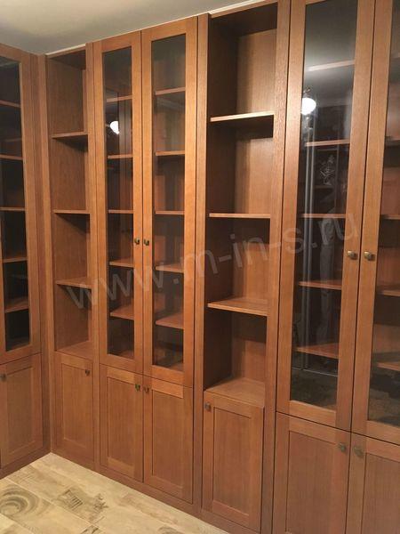 Книжные шкафы для дома и офиса